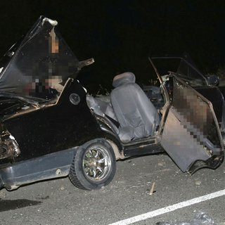 Beykoz'da trafik kazası: 2 ölü, 1 yaralı!
