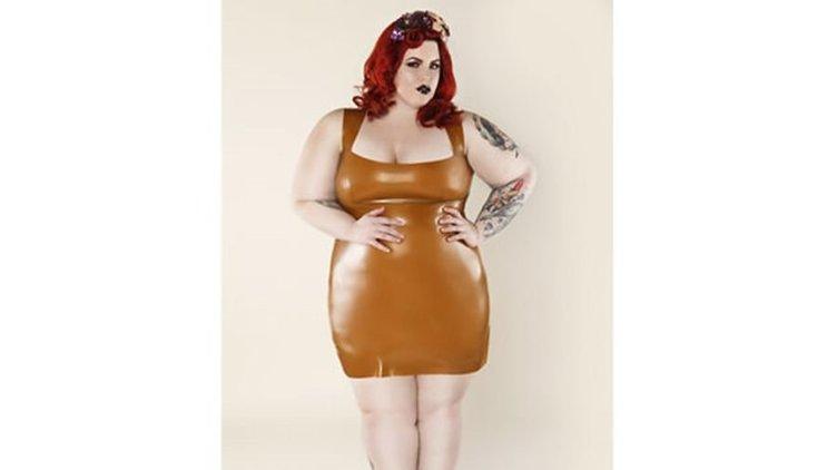 """120 kiloluk """"Top Model"""""""