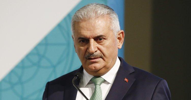 Başbakan Yıldırım'dan Irak ve Afganistan'a taziye mesajı