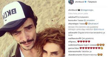Ünlü isimlerin Instagram paylaşımları (22.09.2017)