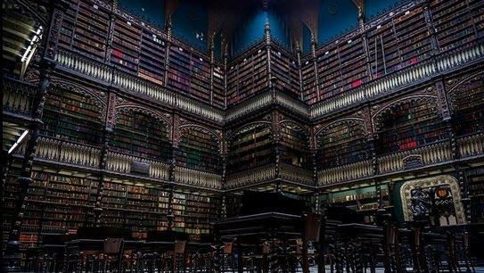 Dünyanın en inanılmaz kütüphaneleri