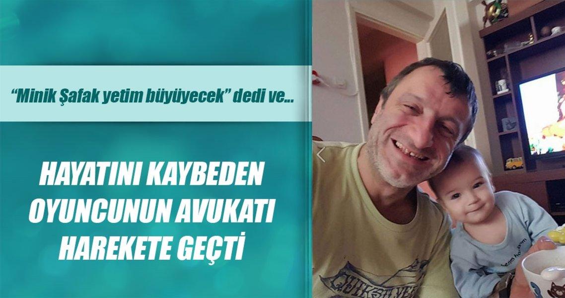 İsrafil Köse'nin 1.5 yaşındaki oğlu tazminat davası açtı
