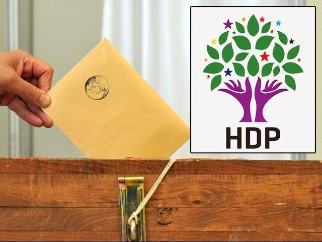 HDP'nin kesinleşen milletvekili adayları