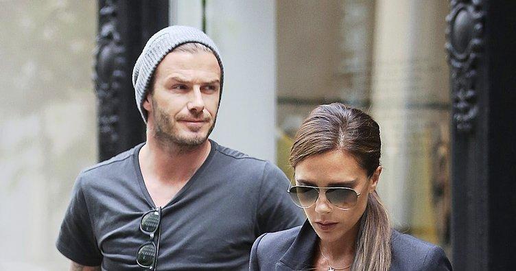David Beckham eşine ada aldı