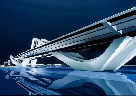 Dünyanın en ilginç mimari yapıları