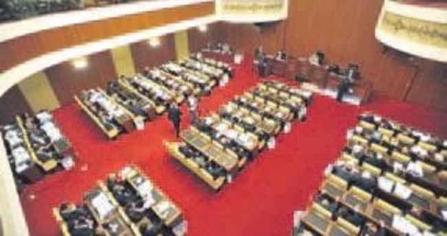 9 ilçenin bütçesi Meclis'ten geçti
