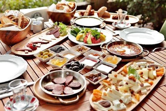 eğer güne kahvaltı yaparak başlarsanız...