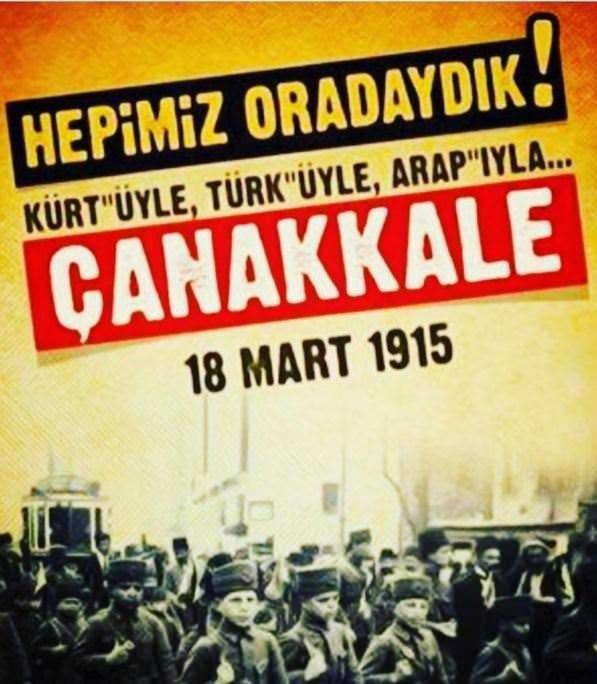 İnstagram'da Ünlüler - Çanakkale 18 Mart 2016