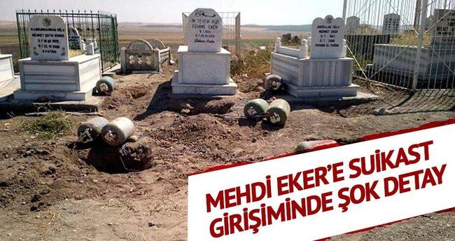 Mezarlık bombaları DBP'li belediyeden