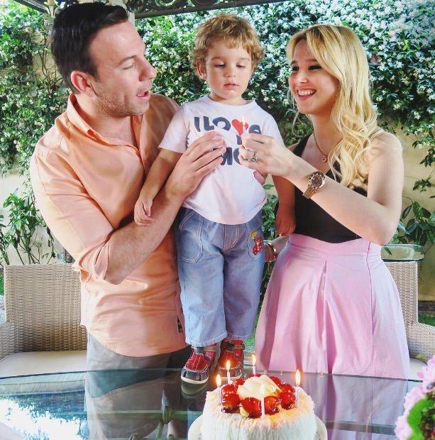 Pınar Sabancı yeni yaşını kutladı