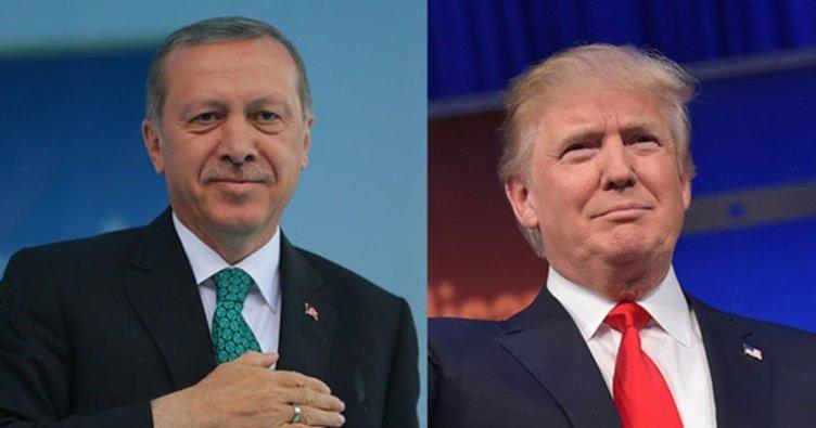 Erdoğan ve Trump'ın görüşme tarihi belli oldu