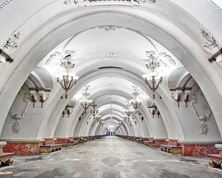 En Güzel Metro İstasyonları