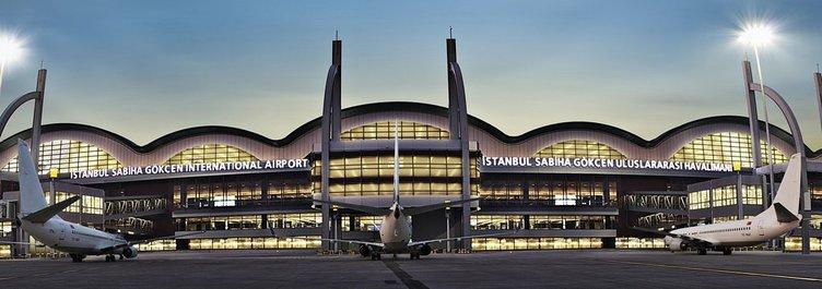 Türkiye'deki havalimanları