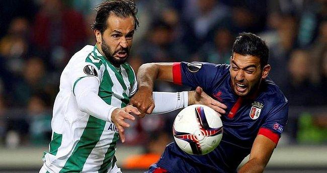 Braga - Konyaspor maçı ne zaman saat kaçta hangi kanalda?