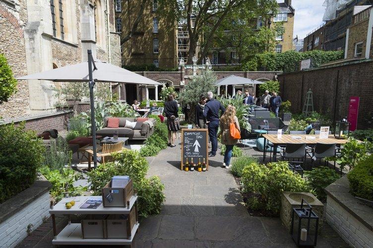 Londra'da Clerkenwell Tasarım Haftası