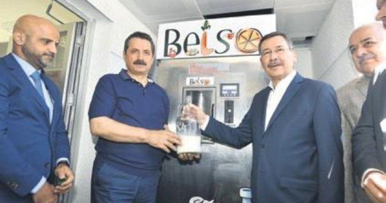 Büyükşehir'den başkentlilere çiğ süt satışı