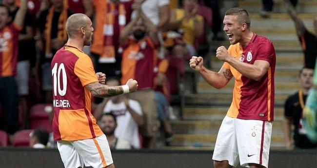 Yedek kuvvet Poldi&Wesley!