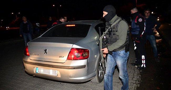 Adana'da esrar operasyonu!