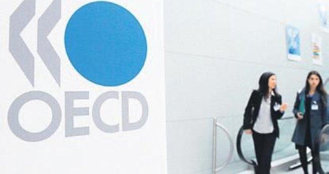 OECD: Türkiye'de gelir eşitsizliği hızlı azaldı