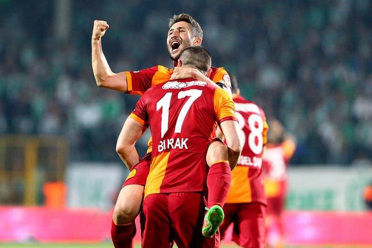 Bursaspor – Galatasaray