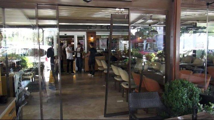 Kadıköy'de kafe baskını