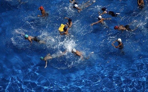 Boğulmalara seyyar havuzlu çözüm