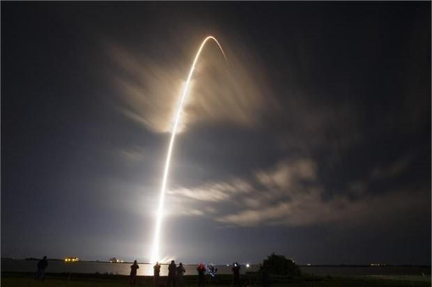 Reuters'tan uzayın en güzel kareleri