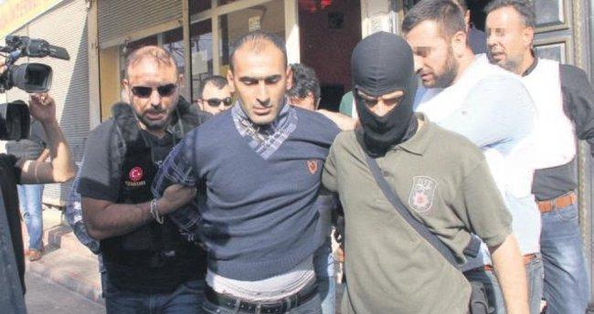 PKK'ya 1 milyonluk uyuşturucu darbesi