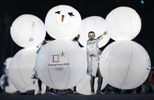 Soçi'de düzenlenen 22. Kış Olimpiyat Oyunları sona erdi