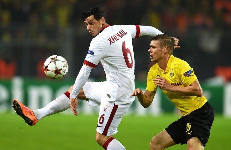 Galatasaray'ın Dortmund'a 4-1 mağlup olması sosyal medyayı salladı