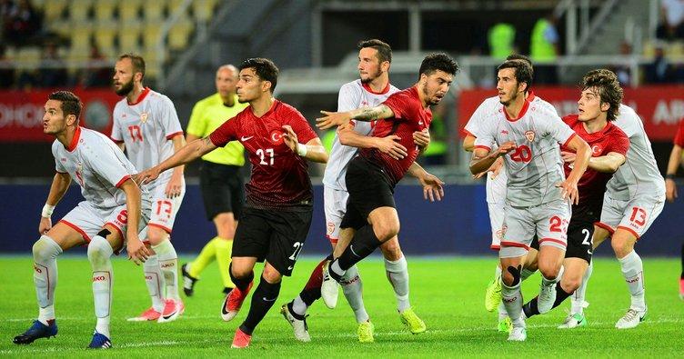 A Milli Takım, FIFA sıralamasında geriledi