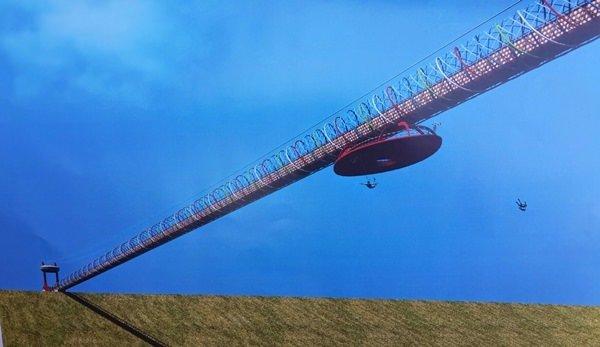 'Sırat on Fırat' Köprüsü için kollar sıvandı