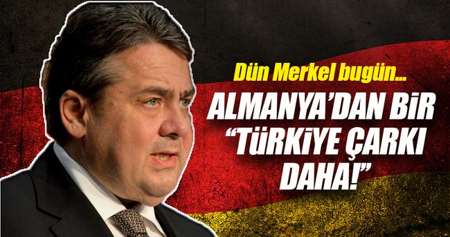Almanya'dan yeni çark! ''Türkiye ile diyalog sürmeli''