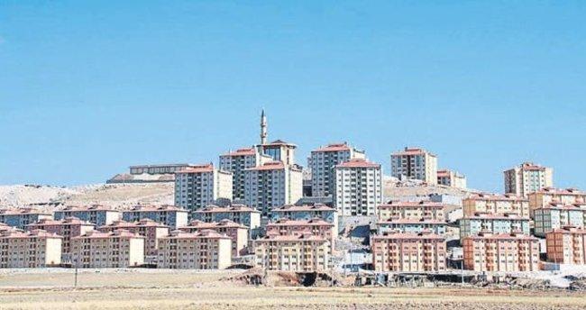 TOKİ'den 4 bin 500 konut daha geliyor