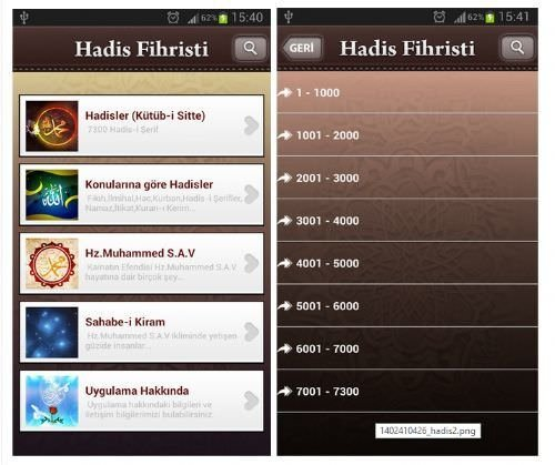 En popüler Ramazan uygulamaları