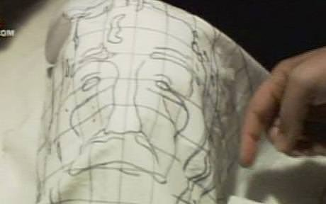Hz. İsa'nın gerçek yüzü bu mu?