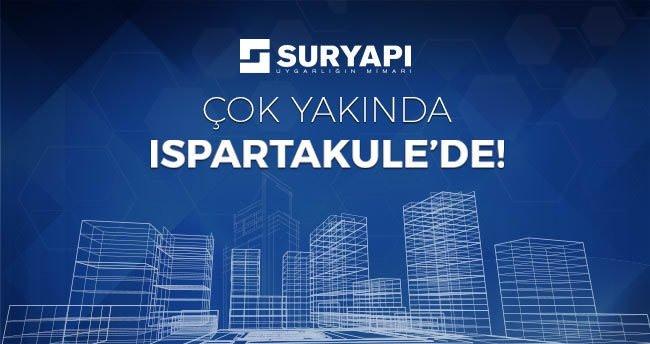 Sur Yapı Çok Yakında Bahçeşehir'e Komşu Ispartakule'de