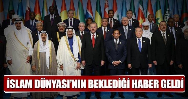 İİT Genel Sekreterini seçti