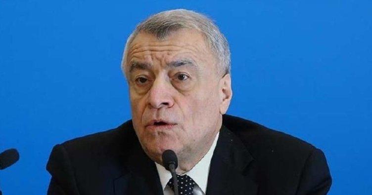 Azerbaycan Enerji Bakanı Aliyev son yolculuğuna uğurlandı