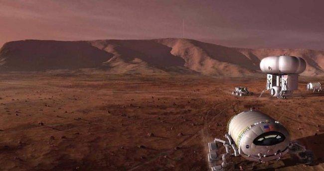 ABD Başkanı Obama'dan Mars'a yolculuk açıklaması