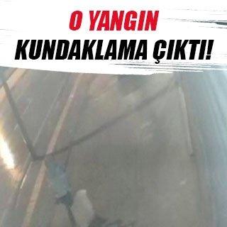 Bursa'daki yangının kundaklamadan çıktığı belirlendi