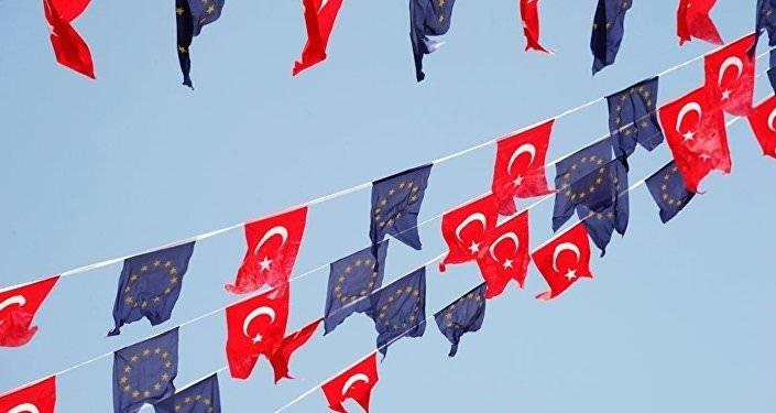 Türk halkının AB'ye olan inancı azalıyor