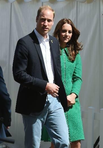 Kate Middleton baba evine sığındı