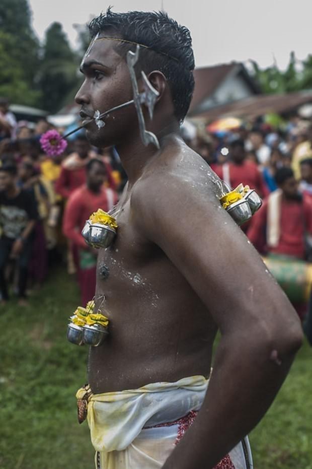 Acı içinde kutlanan festival