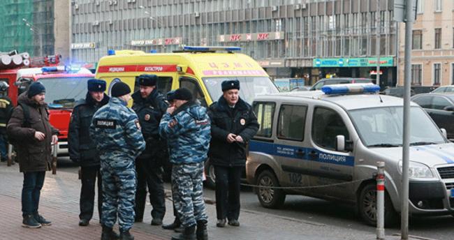 Moskova'da bomba alarmı