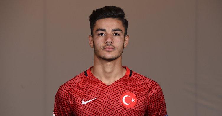 Galatasaray'ın Fen Liseli stoperi: Ozan Kabak