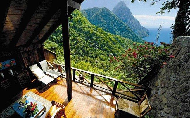 Keşke orada olsam dedirten 24 otel!