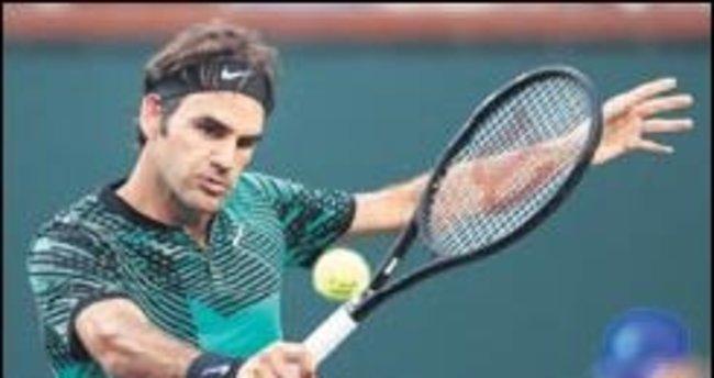 Roger Federer, Rafael Nadal'ı sadece 68 dakikada devirdi