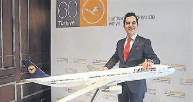 Lufthansa 3'üncü Havalimanı'yla büyüyecek