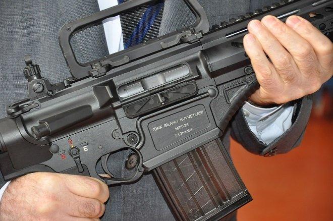 Milli Piyade Tüfeği seri üretimine başlandı